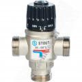 Термосмеситель STOUT 3/4 35-60*