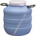 Бочка-бидон для воды п/э 30 Цветной