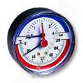 Термоманометр ТМАХ-10 1/2 аксиальный