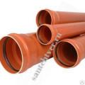 Труба ПВХ 160х4,0х6,0 м