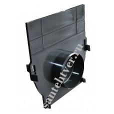Заглушка пластикового канала ЗП DN100