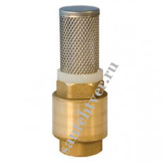 Клапан обратный 40 с сеткой