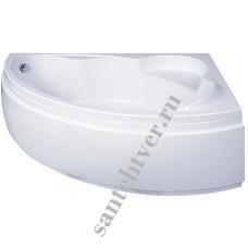 Ванна акриловая BAS ЛАГУНА 170х110х50 правая