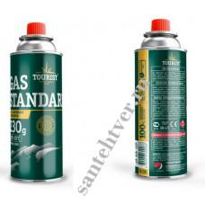 Баллончик газовый GAS STANDART ТВ-230 220гр. ВСЕСЕЗОННЫЙ