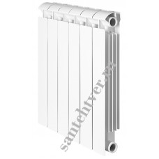Радиатор   GLOBAL STYLE PLUS 500/95 биметалл 1 секция