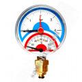 Термоманометр ТМRA-10 1/2 радиальный