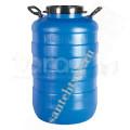 Бочка-бидон для воды п/э 50 Цветной