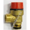 Клапан  гидравлический предохранительный 3 бар BAXI (710109400)