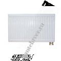 Радиатор  ROMMER VENTIL 22/500/ 700 нижнее правое подключение