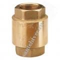 Клапан обратный 25 ITAP с металлическим седлом