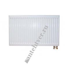 Радиатор  ROMMER VENTIL 22/300/ 600 нижнее правое подключение
