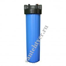 Фильтр д/воды  ITA- 31BB BIG 20BB (синий, без кассеты)