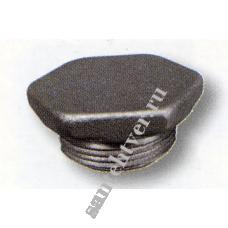 Пробка д/радиатора глухая левая черная