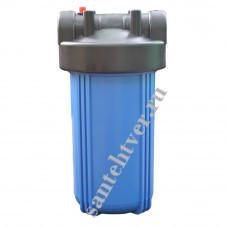 Фильтр д/воды  ITA- 30BB BIG 10BB (синий, без кассеты)